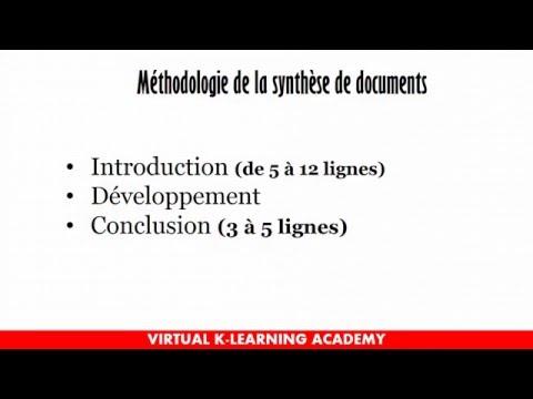 DALF C1 / La Synthèse - Production ecrite