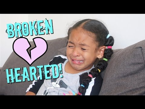 SHE WON'T STOP CRYING!!
