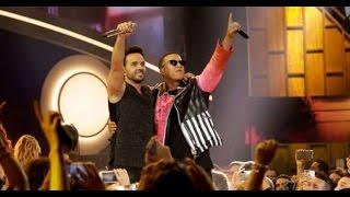 Luis Fonsi - Daddy Yankee - Despacito - Premios Billboard Latin Music Awards 2017