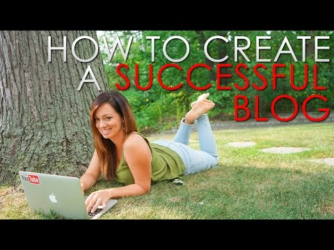 How to Create a Successful Blog - Ep#1