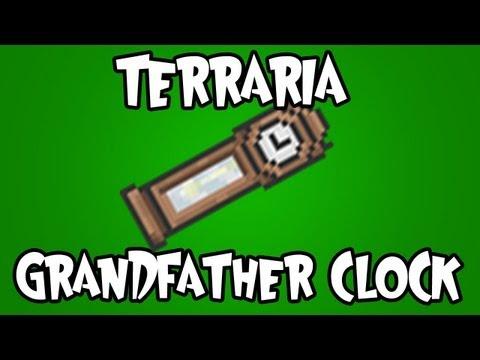 Terraria - Grandfather Clock