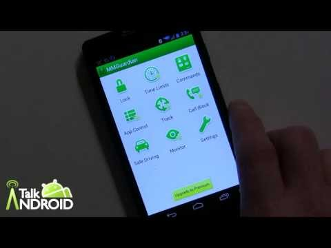 Featured Android App Review: MMGuardian Parental Control