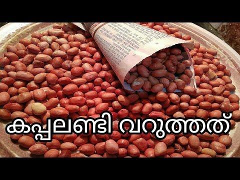 കപ്പലണ്ടി വറുത്തത് / Roasted Peanuts