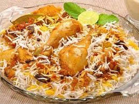 how to make biryani | bombay biryani recipe in urdu & hindi on Chef 21 Show | K21 news