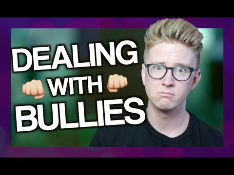 How To Deal With Bullies | Tyler Oakley