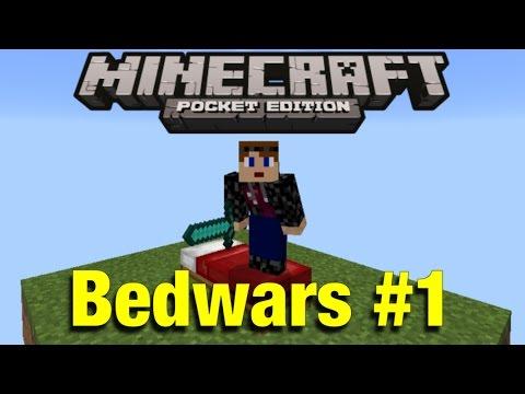 DOMINATING! Lifeboat Bedwars - Minecraft Pocket Edition