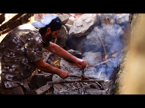 How to Cook Fish over a Campfire | Survival Skills
