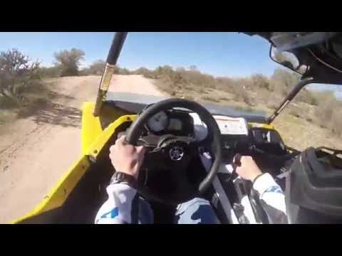 Yamaha YXZ1000r Ride and Drive