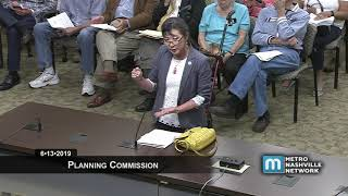 06/13/19 Planning Commission Meeting