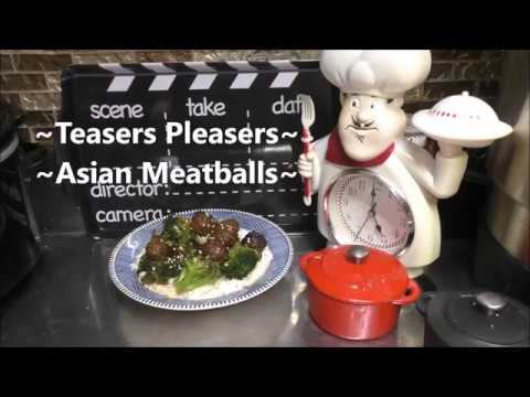 ~Asian Meatballs~