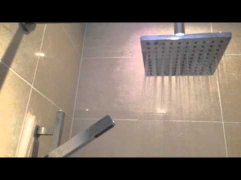 Hudson Reed triple shower valve video