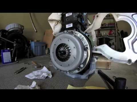 2.3L Ford Flywheel & Clutch Install
