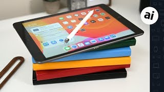 Review: The 7th generation 10.2-inch iPad Fills in the Blanks
