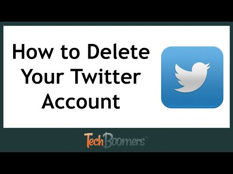 How to Permanently Delete Your Twitter Account