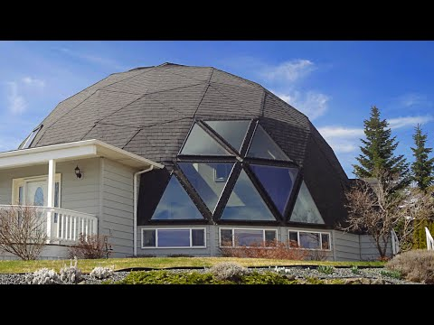 Amazing Geodesic Dome Homes, Breathtaking Homes