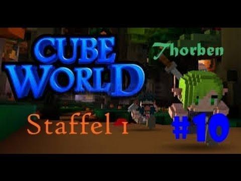Let's Play Cube World [Staffel 1] #10 [Deutsch] [Full/HD] - Spiderpig!