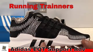 hot sale online de7ea 38b1f Mens EQT Support Adv Pk 390 Trainers Unboxing