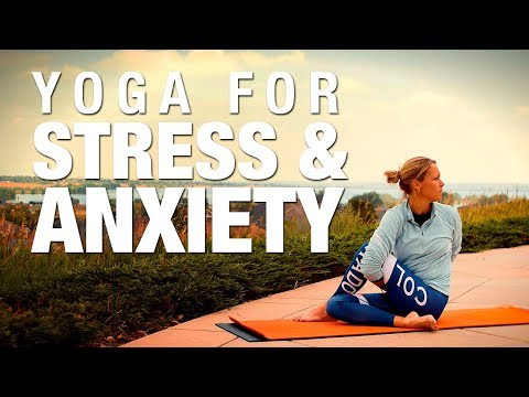 Yoga for Stress & Anxiety Yoga Class - Five Parks Yoga