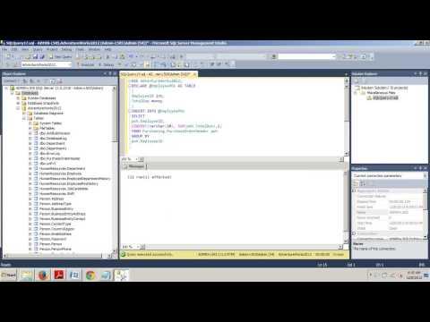 SQL Server tutorial 50: Temporary Variables