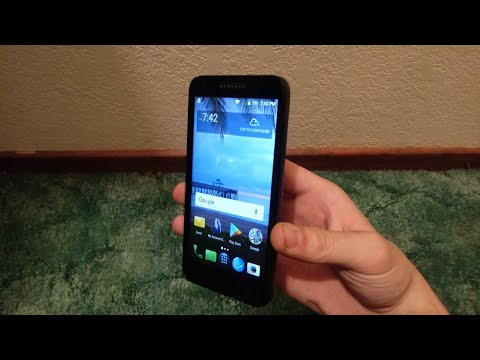 Alcatel Raven LTE - Unboxing & First Look!