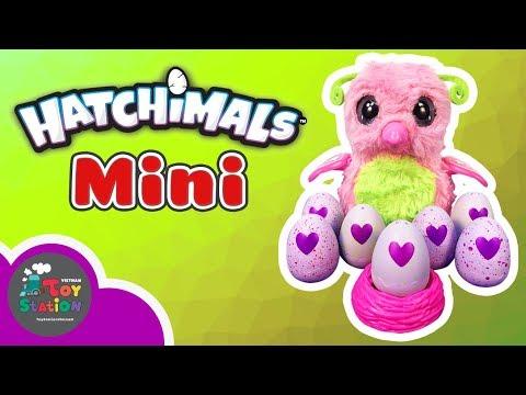 Trứng Hatchimals MINI, bộ sưu tập trứng bất ngờ pet CollEGGtibles - ToyStation 126