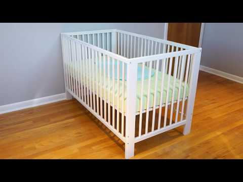 Benefits of a Convertible Crib – IKEA Home Tour