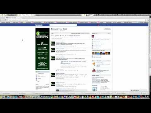 Setting up a Facebook vanity url for your business or community page, Best viewed in HD