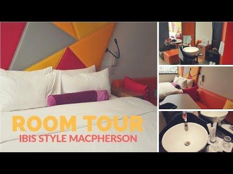 Ibis Style Macpherson room tour