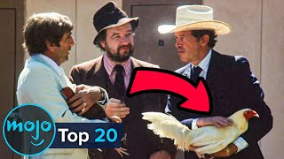Top 20 Animal Controversies in Movies
