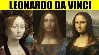 LEONARDO DA VINCI - Paintings and Biography | Renaissance Man