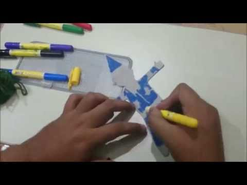Rope climbing Joker at home | Art and Craft | Best out of waste by Sparsh Hacks