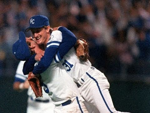 1985 World Series, Game 7: Cardinals @ Royals