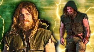 New Finale Flashback Moments Not Shown In The Pilot? - Arrow Season 5