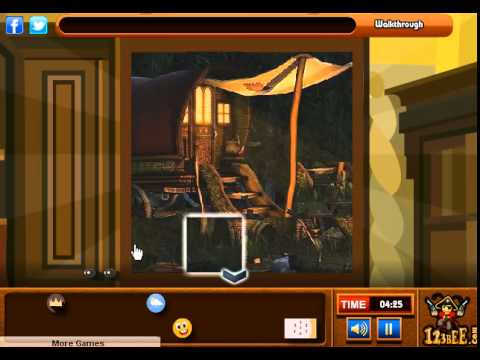 Escape Games Baroque House