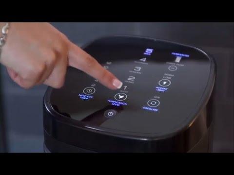 Honeywell AirGenius5 Air Cleaner/Odor Reducer HFD320
