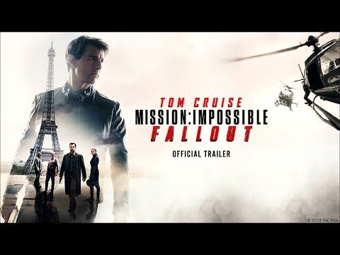 Mission Impossible - Fallout | Official Trailer | Paramount Pictures International