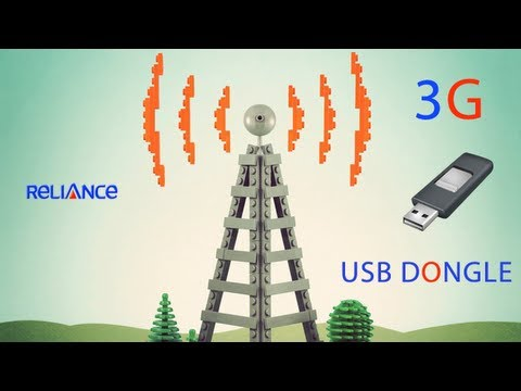 3G [04] - Reliance 3G Speed Test Using Reliance 3G USB Dongle (Aprrox 14 Mbps)