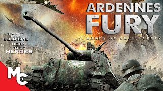 Ardennes Fury   Full Action War Movie