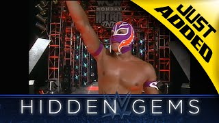 A young Rey Mysterio executes a series of thrilling moves in rare WWE Hidden Gem (WWE Network)