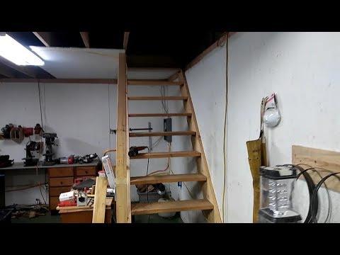 Shop Loft Build and current Shop Update