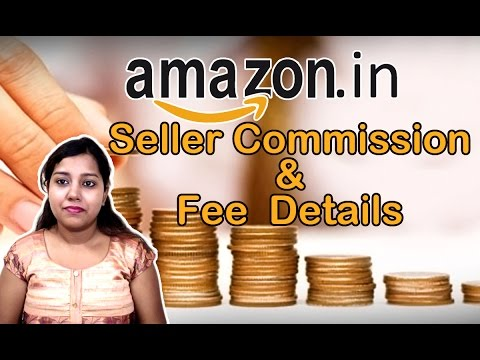 Amazon Seller Commission Charges & Fees | Explained complete details with example in Hindi
