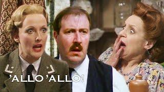 Don't Drink The Nitroglycerin! | Allo' Allo'! | BBC Comedy Greats