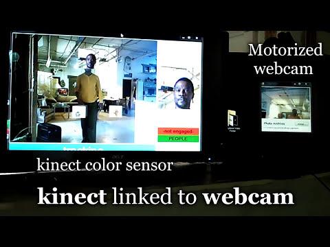 My Little Robot: Kinect Control of Servo Motors via Visual Basic 2010