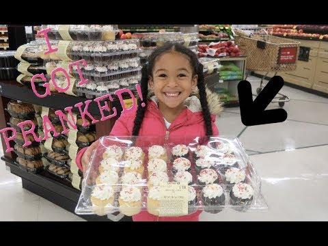 BIRTHDAY PRANK!!!! (I got her so good!!!)