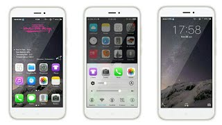 iOS 11 Theme for Vivo Smartphone 😱,PNVI1 - VideosTube