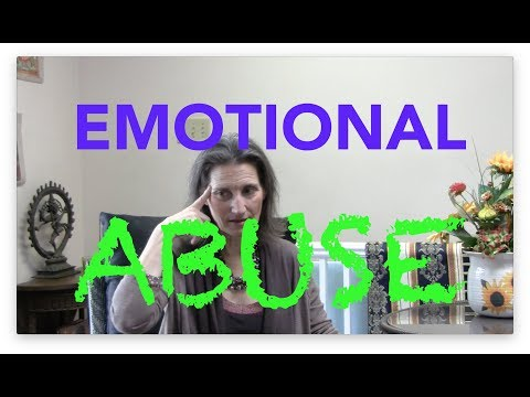 Effects of Emotional Abuse from Parents or in Relationship/Marriage and Healing with NDT