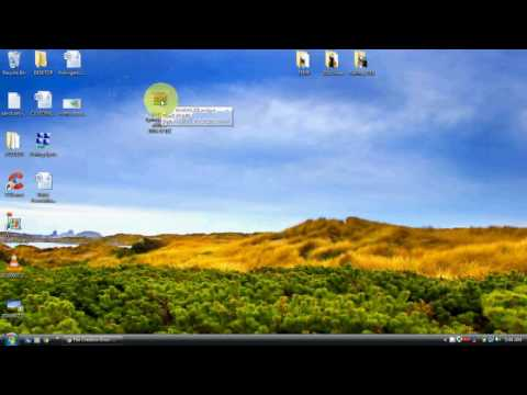 How to unzip a zip file on a windows computer