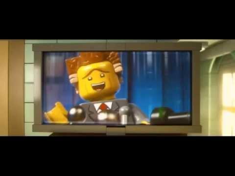 Emmet follows the instructions   LEGO Movie Clip