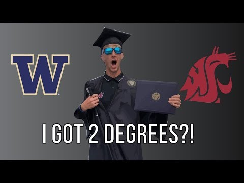 HOW TO GET A DEGREE FROM A COLLEGE YOU DID NOT GO TO
