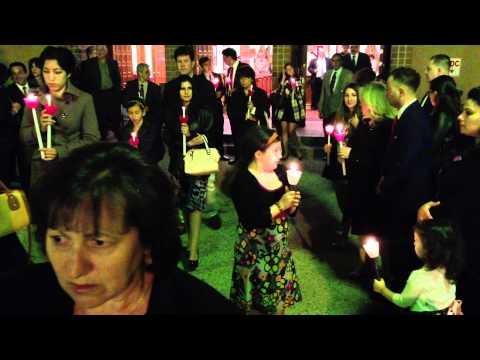 ΕΠΙΤΑΦΙΟΣ ΑΚΟΛΟΥΘΙΑ - SAINT ANDREWS GREEK ORTHODOX CHURCH RANDOLPH NJ MAY 3 2013